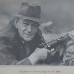 1920 & 1933 Harold Croxton Ballinger Belt Winner Karori Rifle Club