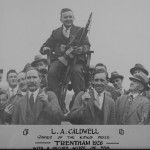 1926 LA Caldwell Ballinge Belt Winner Karori Rifle Club