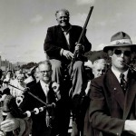 1958 Harold Tattesfield Karori Rifle Club Ballinger Belt Winner