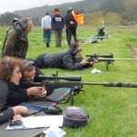 Photo Nicole McKee WRA Try Target Shooting
