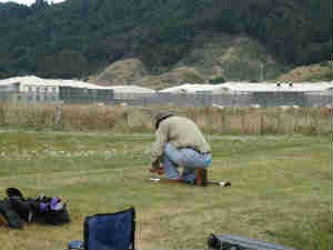 Karori Rifle Club Seddon Range Trentham Upper Hutt Long Range Target Shooting Dick Travis VC National Championships