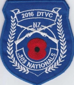 2016 Dick Travis VC .303 National Championship. Lest we Forget